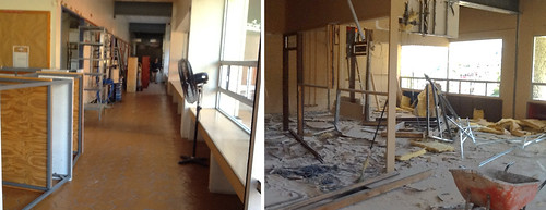 206 Universidad Iberoamericana - Demolition