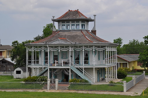 1906 Steam Ship House