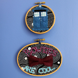 Doctor Who Hoop