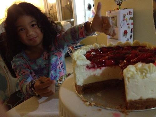 I heart this cake!