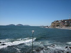 137 - Old Mazatlan and islands