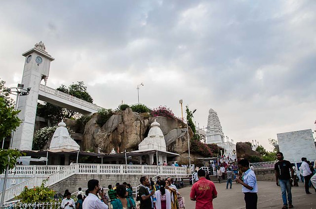 Birla Temple Naubat Pahad Hyderabad