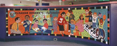 E_Roosevelt_School_Mural