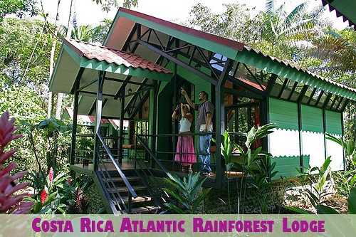 Rainforest Lodge at Costa Rica Atlantic
