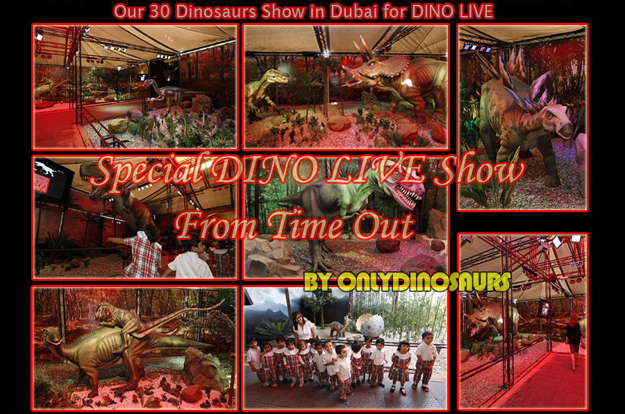 Dino Live project in Dubai