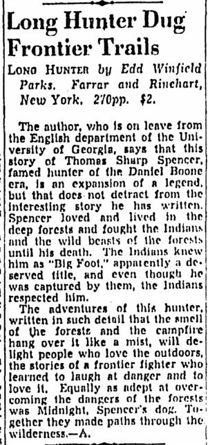 Greensboro Daily News 1942
