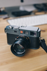 The Leica M-E - 50mm F/1.4 Summilux ASPH