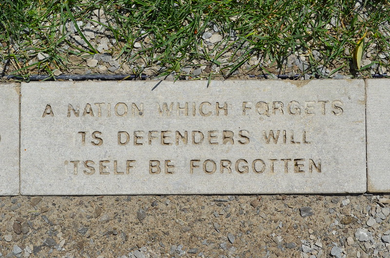 A Nation Which Forgets