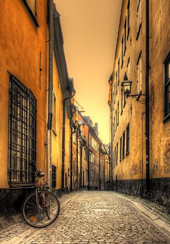 Stockholm Street by szeke