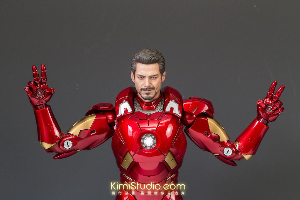 2013.06.11 Hot Toys Iron Man Mark VII-081