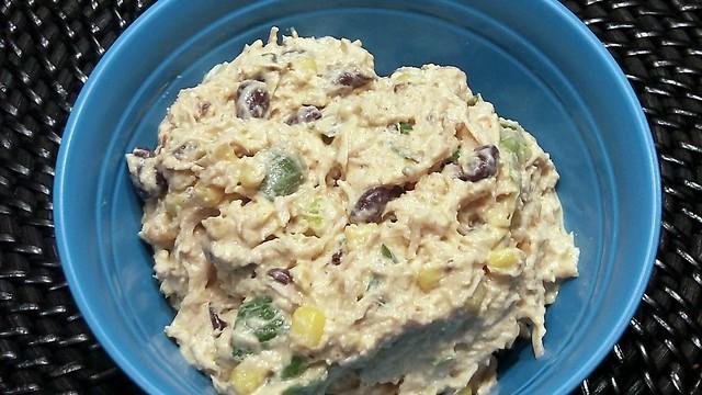 Southwest Chicken Salad9