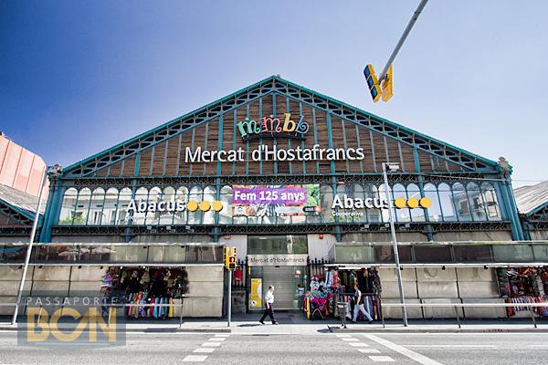 Mercat de Hostafrancs, Barcelona