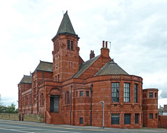 Holbeck Library (former)
