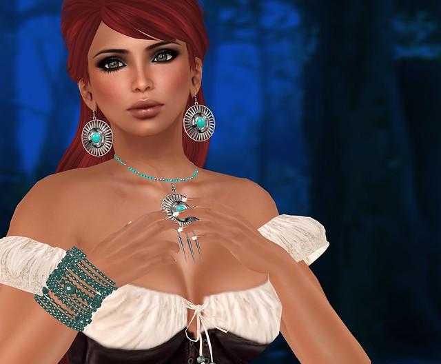 Teal Gypsy