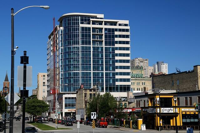 Qdoba Building -- future MSOE dorm