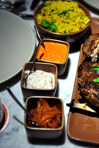 Goat Dinner at Tar & Roses - Santa Monica