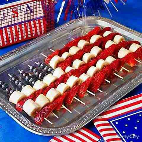 fourth of july pinterest round up :: food addition!