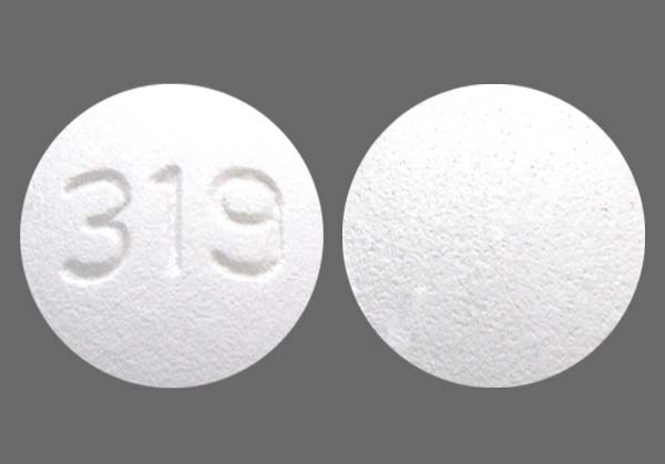 Cipro pill number 319