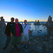 Casey, Cliff, and Al at Mono Lake by misterbisson