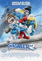 Şirinler 2 - The Smurfs 2 (2013)