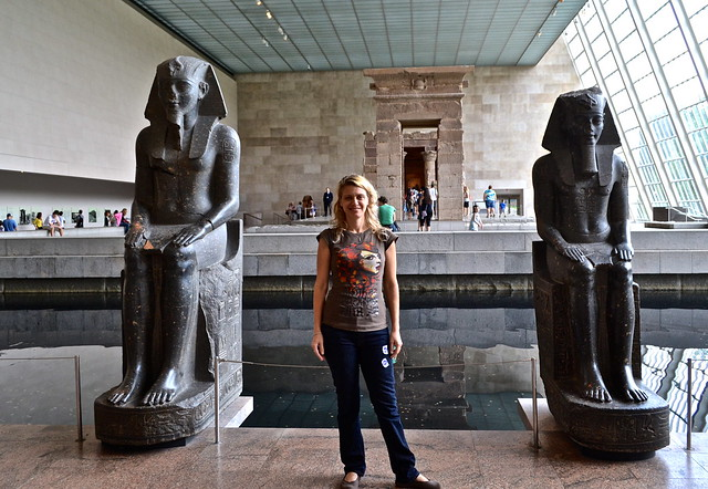 temple of dendur - metropolitan museum of art - egyptian art