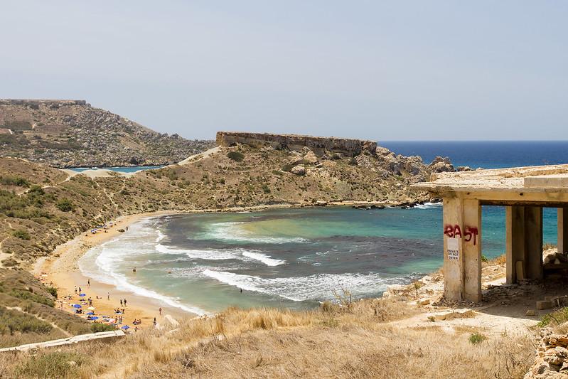 Ghajn Tuffieha Bay #3 - Malta