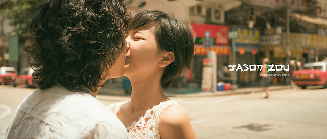 情侣写真样片 10P 香港一天的短暂记录爱情 欢迎预约QQ:276935313 J神