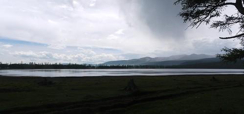 camp panorama lake panoramic mongolia hovsgol khuvsgul toilogt