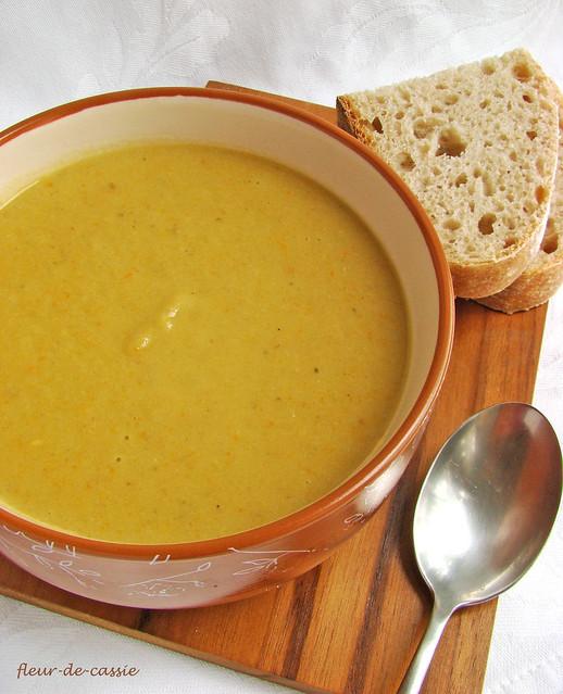 суп из запеченных баклажанов CIA 2