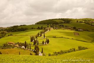 Montichiello (Tuscany, Italy)