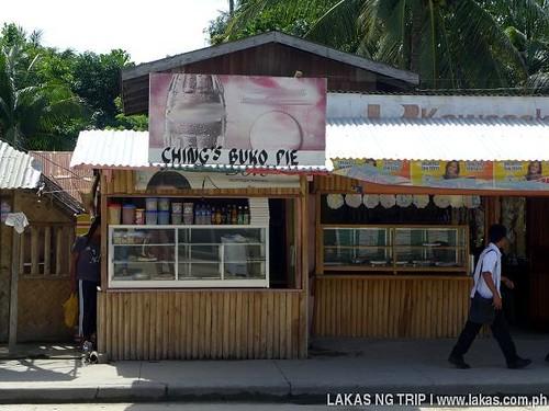 Ching's Buko Pie in Roxas, Palawan