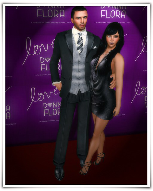 Glamorous: Love Donna Flora