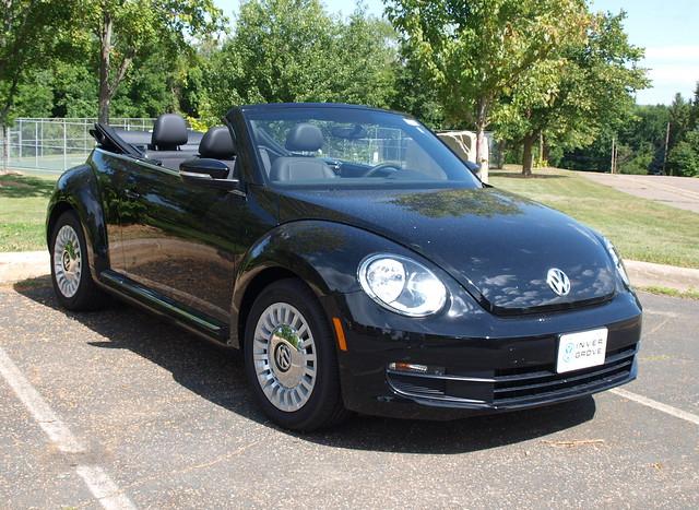 2013 Volskwagen Beetle Convertible 2.5