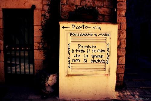 Polignano a Mare - Poesia 8