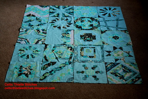 Craftsy BOM blocks complete