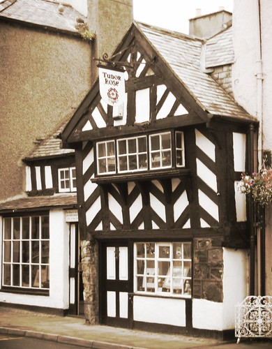 Tudor Rose, Beaumaris, Wales