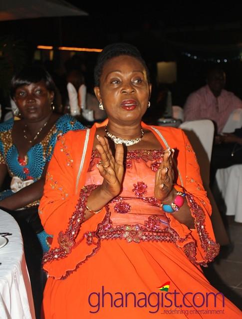 Grace Omaboe alias Maame Dokono