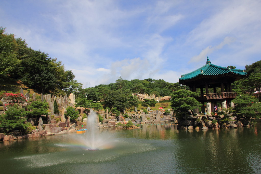 月明洞自然聖殿