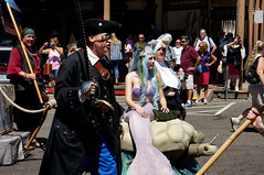 3rd Annual Sacramento Mermaid Parade