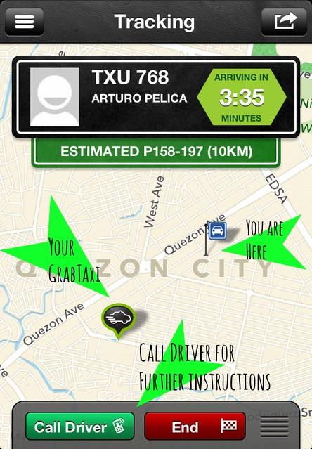 Grab Taxi 2