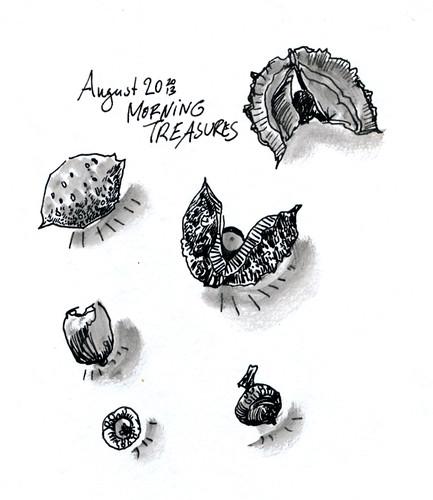 August 2013: Treasures