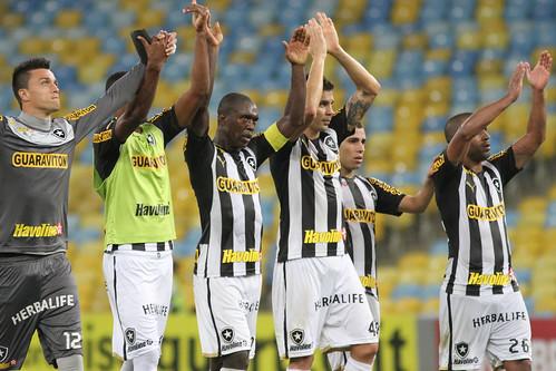 Botafogo x Sao Paulo