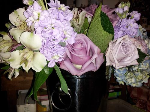 A Bucket of Bouquet
