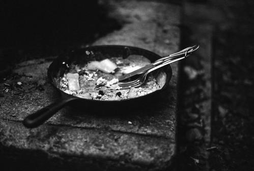 Camping Breakfast Scraps