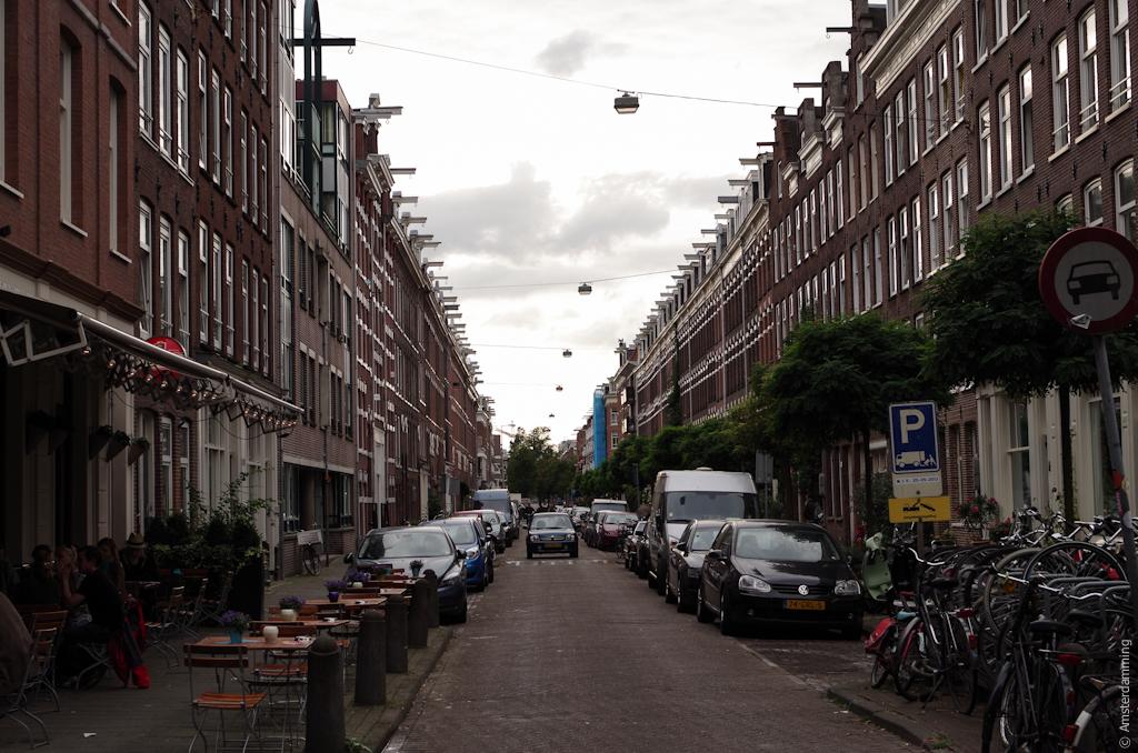 Street in De Pijp