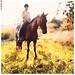Horse Dawn by Borys Las-Opolski