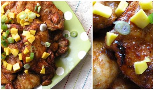Mrs. Fields Secrets Spicy Honey Chicken