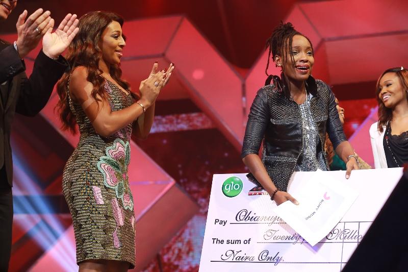 GLO X Factor Grand Finale