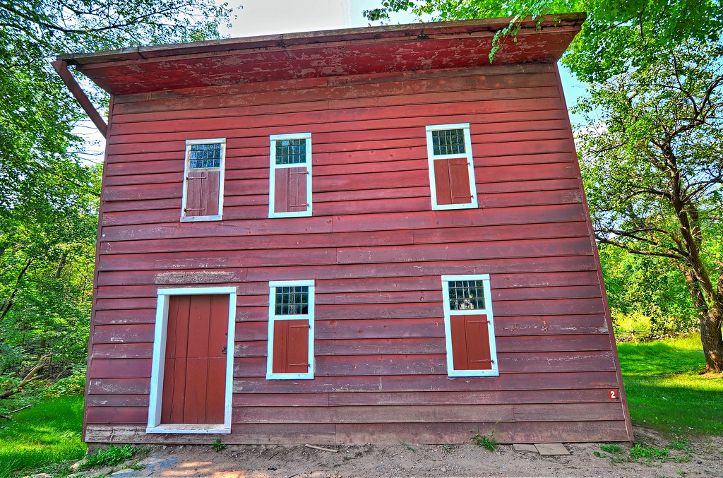 Voorlezer's House Staten Island