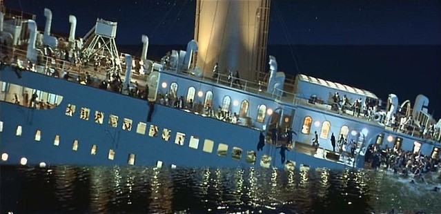 RMS Titanic Sinking | Flickr - Photo Sharing!